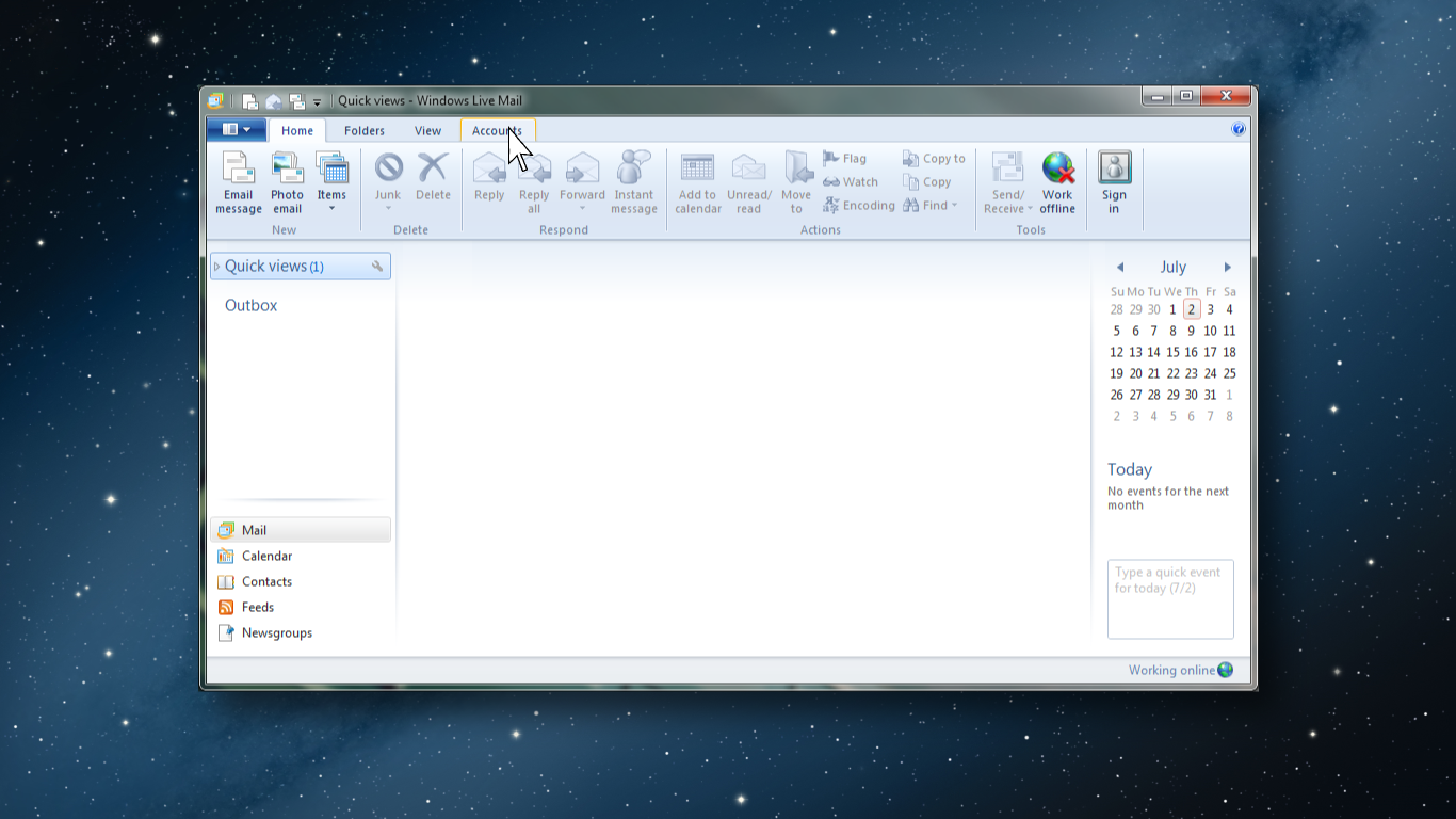 live mail download free